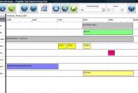 Planner organizzazione palestra